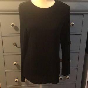 NWT Eileen Fisher long-sleeved t-shirt